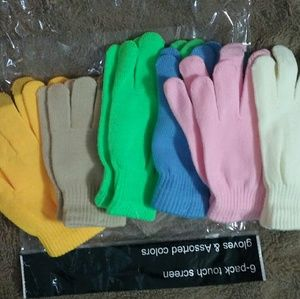 👓Touch screen gloves